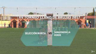 26/08/2017 Selección Murcia vs Sangonera