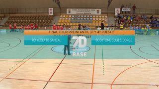 27/07/2019 RD Yecla Sancal - Bodytone Club S. Jorge