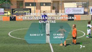 27/08/2016 Elche CF - EFN Cartagena