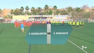 27/08/2016 Selección Guadalentín - Selección Noroeste