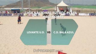28/07/2018 Levante UD - CD Bala Azul