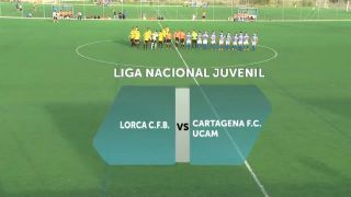 29/10/2016 Lorca C.F.B. - Cartagena F.C. UCAM