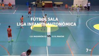 30/01/2016 C.D. Mazarrón F.S. - C.F.S Pinatar
