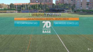 30/03/2019 FC Cartagena SAD - San Miguel Somos Leo