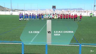 30/06/2018 C.D. Cieza - E.D.M.F. Churra Gesa