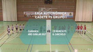 30/12/2017 Caravaca - CD Murcia