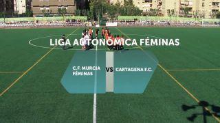 7/05/2016 C.F. Murcia Féminas - Cartagena F.C.