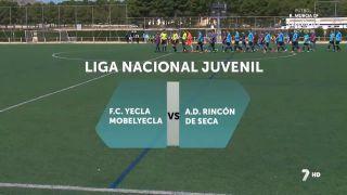 7/05/2016 F.C Yecla vs. A.D. Rincón de Seca