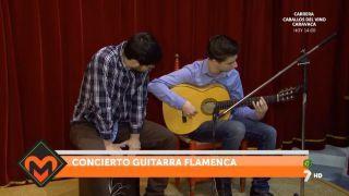 01/05/2016 Concierto guitarra flamenca