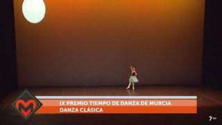 01/08/2017 IX premio Tiempo de danza de Murcia.