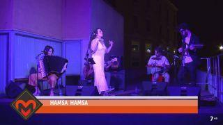 01/09/2018 Concierto Hamsa Hamsa