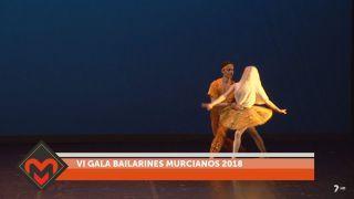 01/12/2018 VI Gala de bailarines murcianos 2018