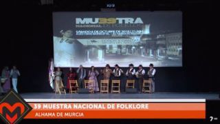02/01/2019 Muestra Nacional de Folklore