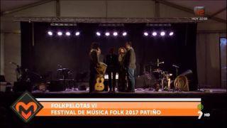 02/02/2017 Festival de música Folk 2017 Patiño
