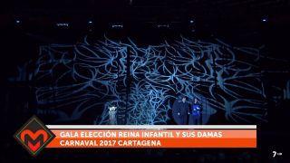 02/03/2017 Gala Reina Infantil del Carnaval de Cartagena 2017