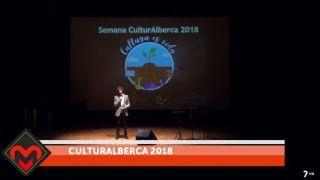 02/07/2018 CulturAlberca 2018