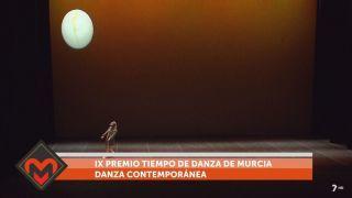 02/08/2017 IX premio Tiempo de danza de Murcia.
