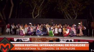 03/01/2019 Festival Internacional de Folklore