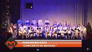 04/01/2018 Parrandboleros concierto Navidad