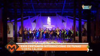 05/04/2016 Certamen de Tunas Costa Cálida