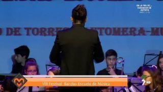 05/05/2016 VIII Festival Escuelas Bandas de Música