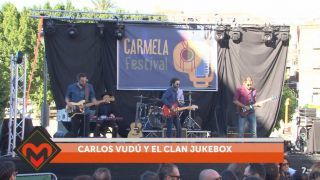05/06/2018 Carlos Vudú y El Clan Jukebox