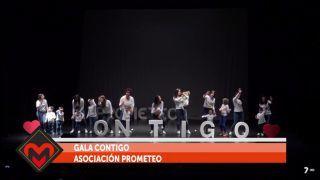 05/08/2018 Gala Contigo Asociación Prometeo