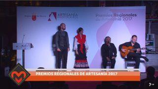 05/12/2017 Premios regionales de artesanía