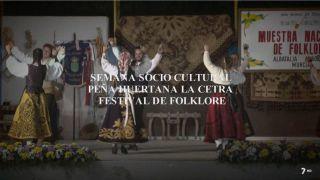 05/12/2019 Festival de floklore de la peña huertana La Cetra