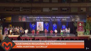 06/01/2019 Certamen Regional de Parrandas, peña huertana