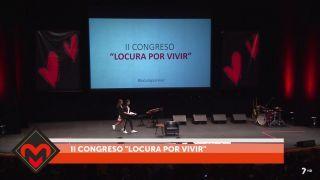 """06/02/2019 II Congreso """"Locura por vivir"""" III"""