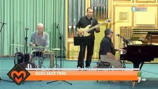 06/10/2016 Concierto de Egio Jazz Trio