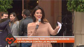 06/12/2017 Día internacional para la erradicación de la violencia contra las mujeres