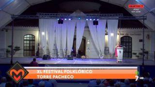 07/11/2017 Festival Folklórico Torre Pacheco