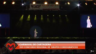 08/03/2019 XVII Concurso Regional de Grupos Coreográficos