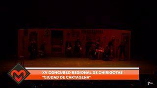 08/04/2016 XV Concurso regional de chirigotas