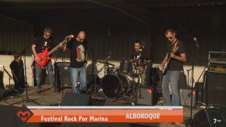 08/04/2019 Festival rock por Marina