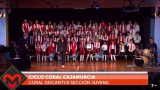 08/06/2019 Coral Discantus seccion juvenil