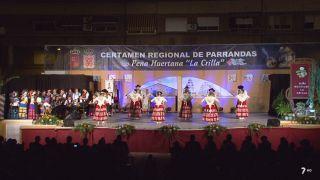08/11/2017 Certamen regional de Parrandas