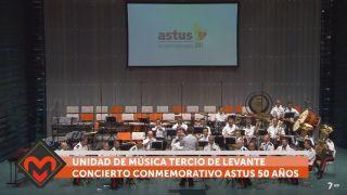 09/06/2018 Concierto conmemorativo Astus 50 años