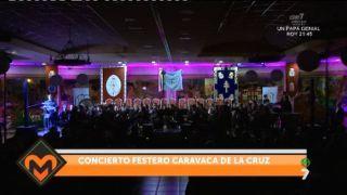 1/04/2016 Concierto Festero Caravaca de la Cruz