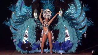 10/03/2017 Elección de la reina y pregón del Carnaval de Cartagena