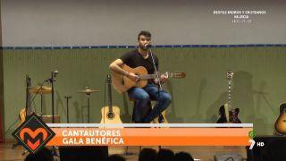 10/09/2016 Cantautores Gala benéfica