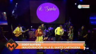 10/10/2016 Concierto Zoot Suiters