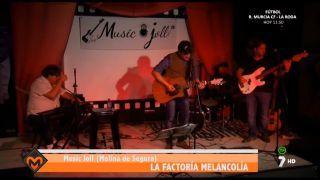 10/12/2016 Concierto La Factoría Melancólica