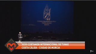11/06/2019 XXXII Certamen Internacional de Tunas Costa Cálida