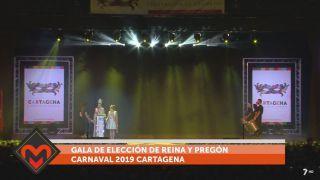 12/03/2019 Gala elección de la Reina, Carnaval Cartagena