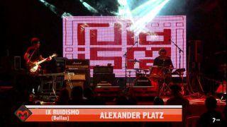 12/06/2018 Alexander Platz y Linda Guilala