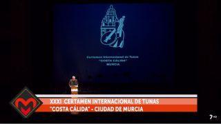 12/07/2018 Certamen Internacional de tunas