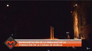 12/09/2017 Embajada de la fundación de la ciudad de Murcia